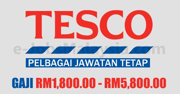 Tesco Store (Malaysia) Sdn Bhd