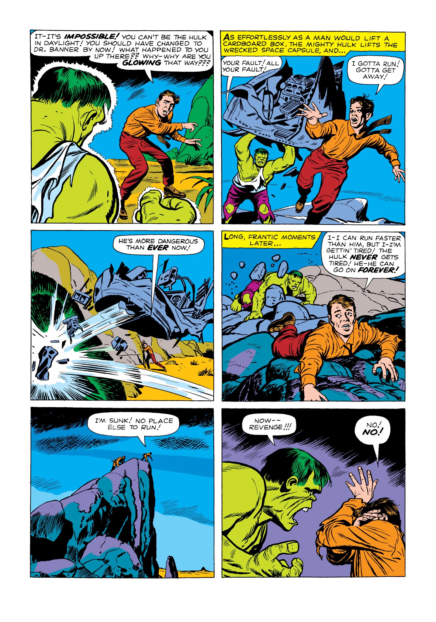 Marvel Masterworks: The Defenders TPB_2_(Part_3) Page 1
