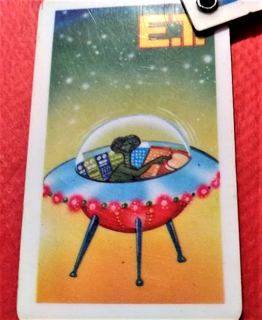 E.T. The Extra Terrestrial Key-Chain