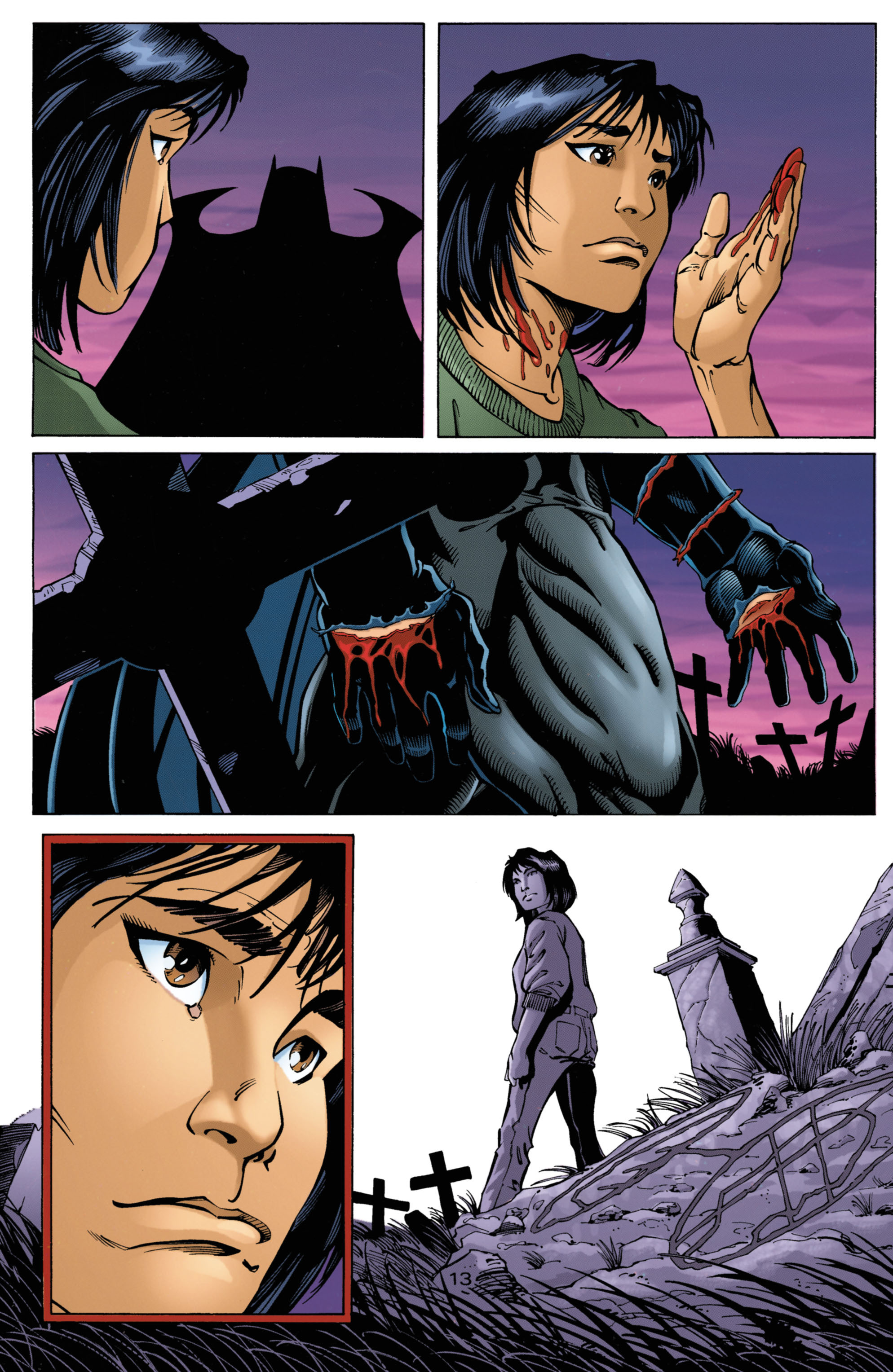 Detective Comics (1937) 734 Page 13