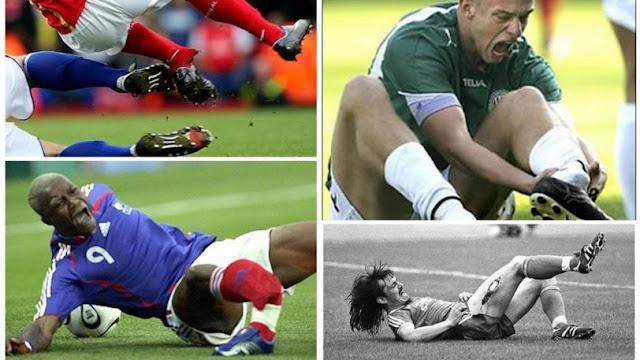 Οι κορυφαίοι τραυματισμοί στην ιστορία του ποδοσφαίρου (photos/vids)