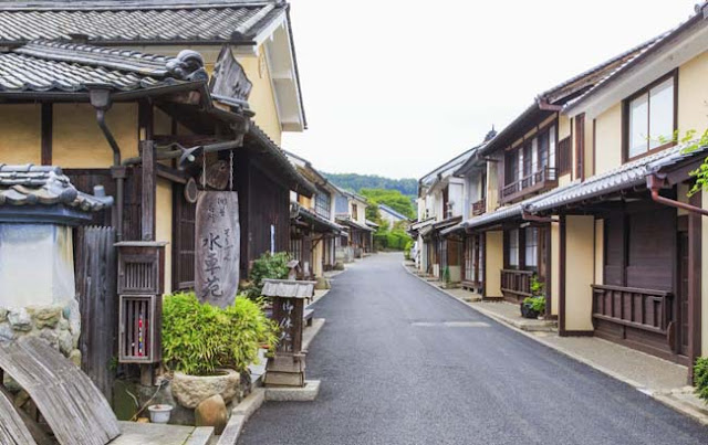 10 Best Old Townscape In Japan