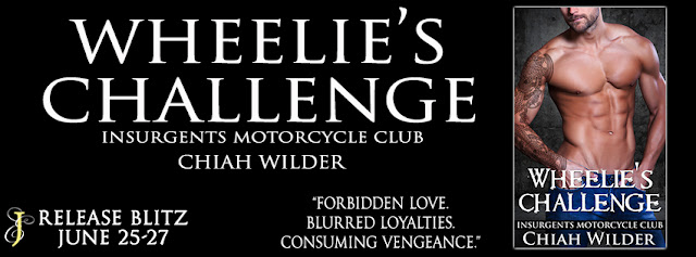 Ts Stuff Wheelies Challenge By Chiah Wilder