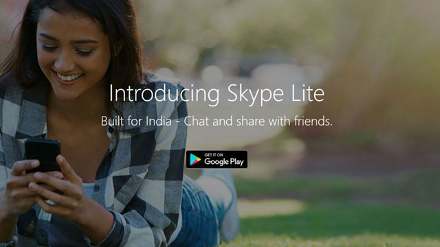 Microsoft-India-to-slow-the-Internet-Skype-Lite