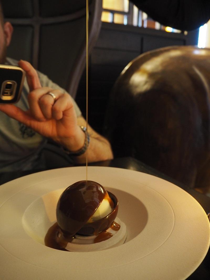 Chaophraya Chocolate Bombe