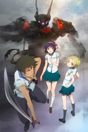 Anime 'Kuromakuro' Akan Menjadi Anime Dengan Genre Mecha