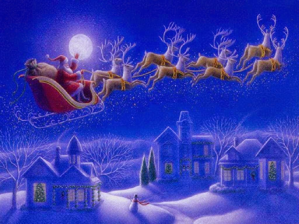 Animated Christmas Desktop Free Download