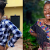 """Video : """"I'm sorry my sister for the pain i caused you with my slander.""""  Efia Odo Apologize To Fella Makafui"""
