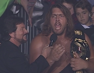 WCW HALLOWEEN HAVOC 96 REVIEW: The Giant stole Ric Flair's US title for his match against Jeff Jarrett