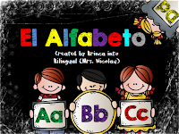 https://www.teacherspayteachers.com/Product/El-Alfabeto-Bulletin-Board-small-groups-and-an-interactive-booklet-IN-SPANISH-1746322