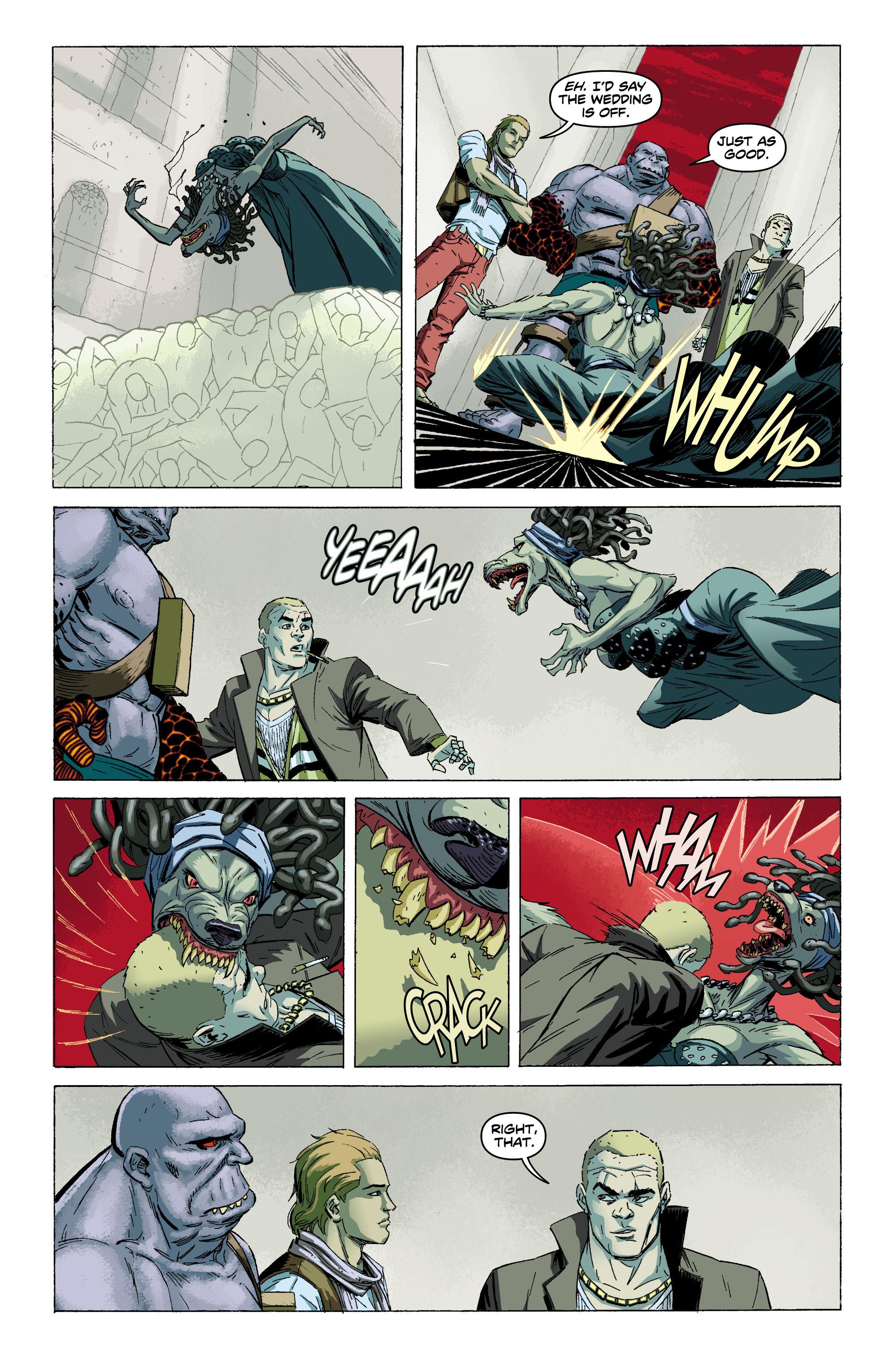 Read online Wonder Woman (2011) comic -  Issue #10 - 9