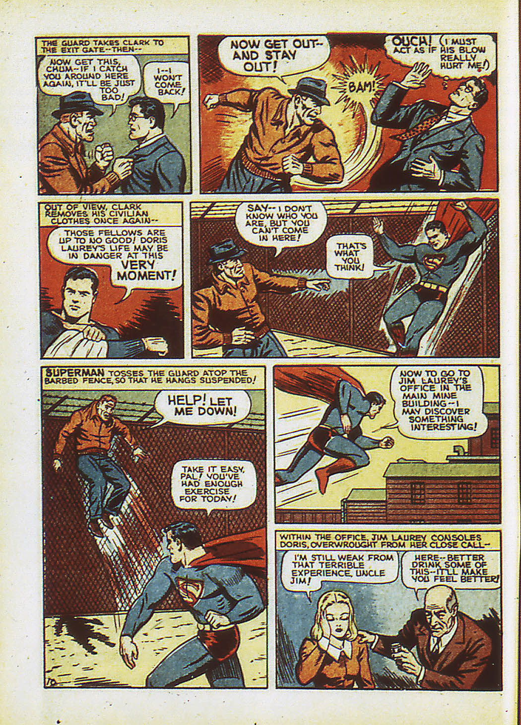 Read online Action Comics (1938) comic -  Issue #34 - 13