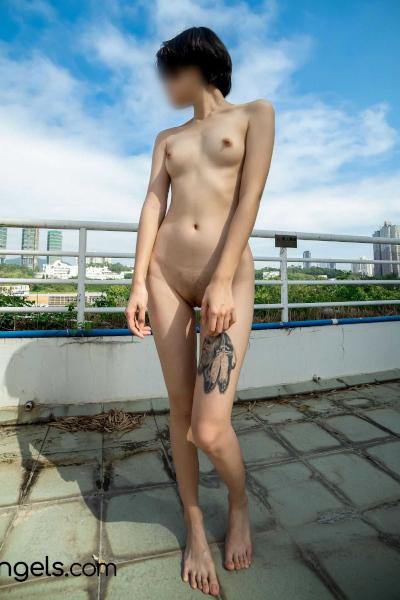 北京天使Ariel露出全套4K原版圖視系列 之六 Vol.03
