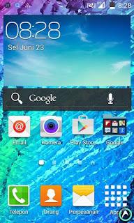 Custom Rom Samsung Galaxy J1 untuk Advan S4