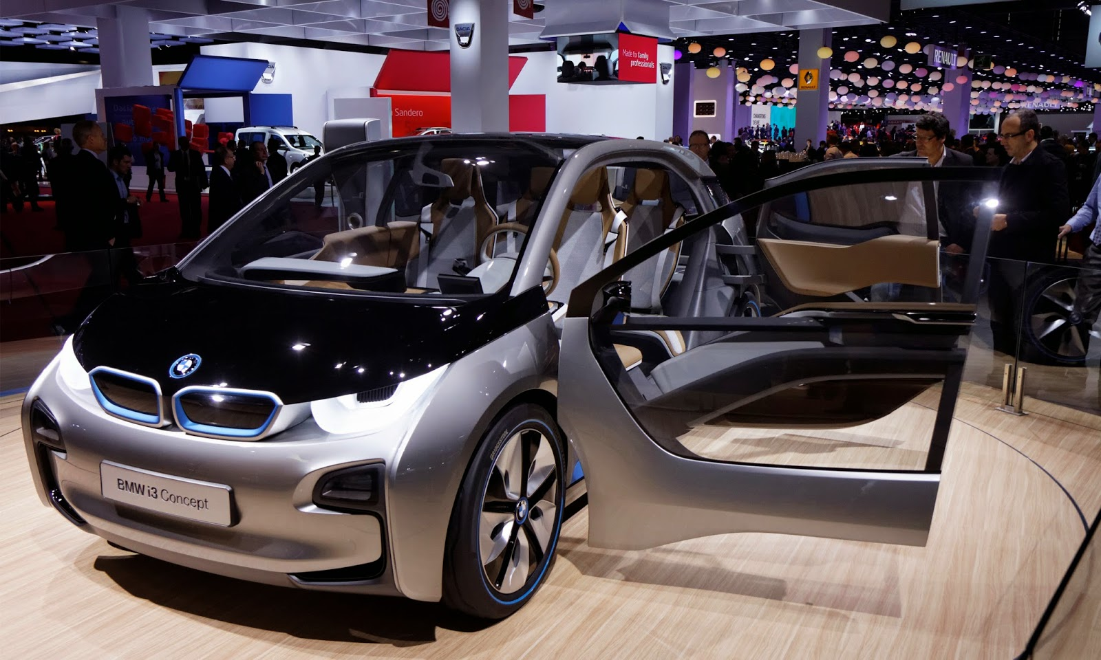 BMW i3 HD Wallpapers