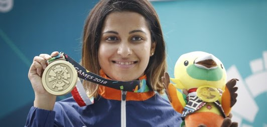 Asian Games 2018: Shooter Heena Sidhu wins bronze medal in 10m air pistol