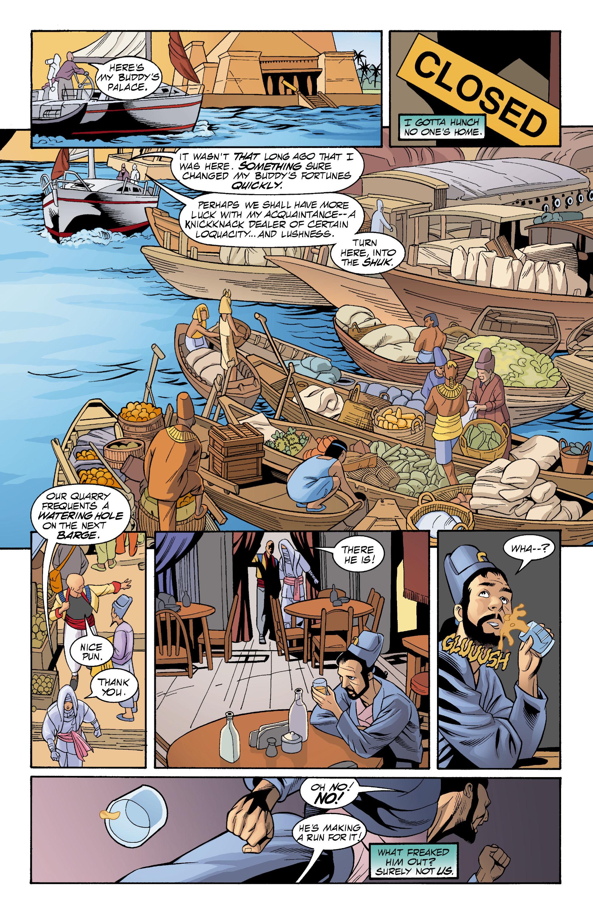 Detective Comics (1937) 747 Page 28