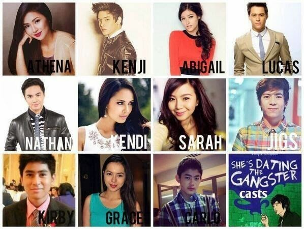 shes dating the gangster cast and characters of hobbit