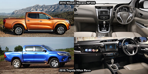 nissan navara toyota hilux 4 muaxegiatot vn - So sánh xe bán tải Toyota Hilux 2019 và Nissan Navara 2019