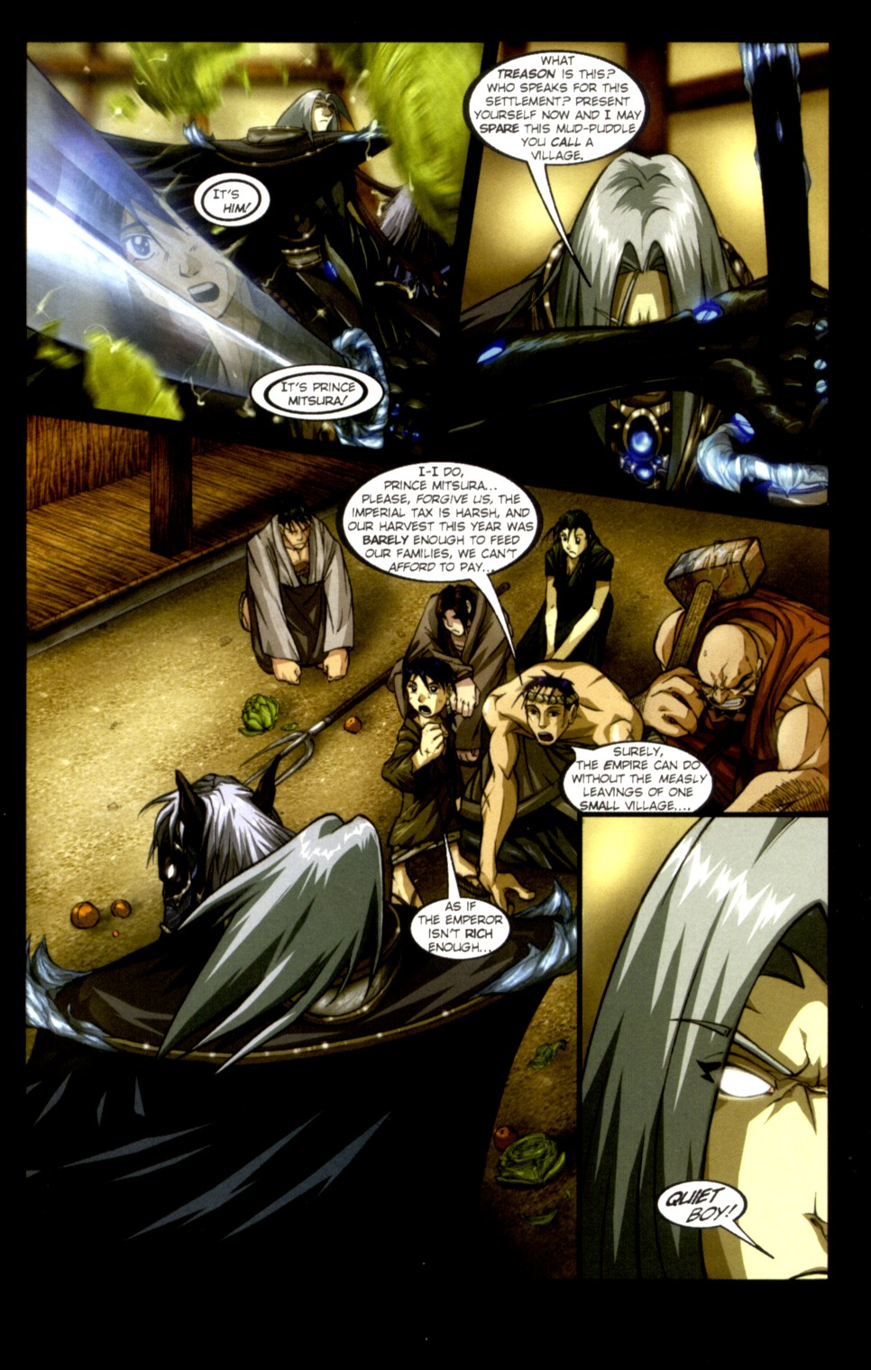 Read online Shidima comic -  Issue #1 - 12