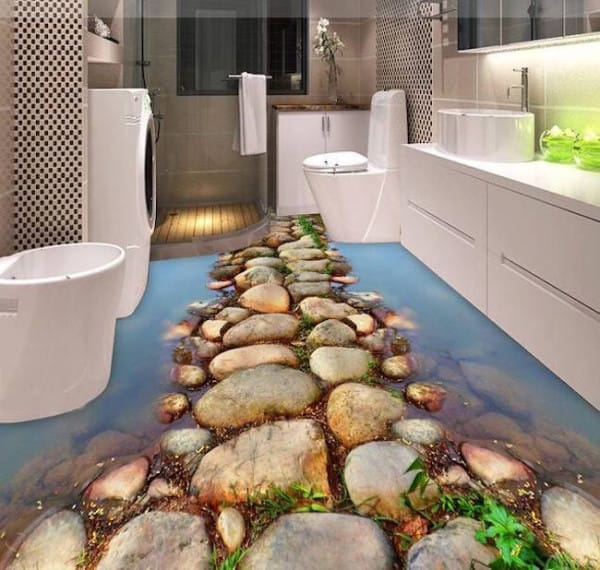 16 Interior Design Ideas And Creative Ways To Maximize: EPOXY FLOORS ARE COMPLETELY TRANSFORMING THE INTERIOR
