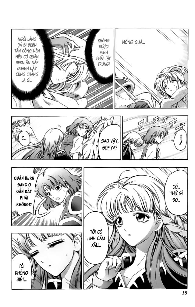 Fire Emblem - Hasha no Tsurugi chap 025 trang 17