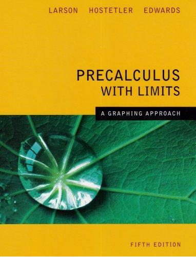 Pre Calculus Book