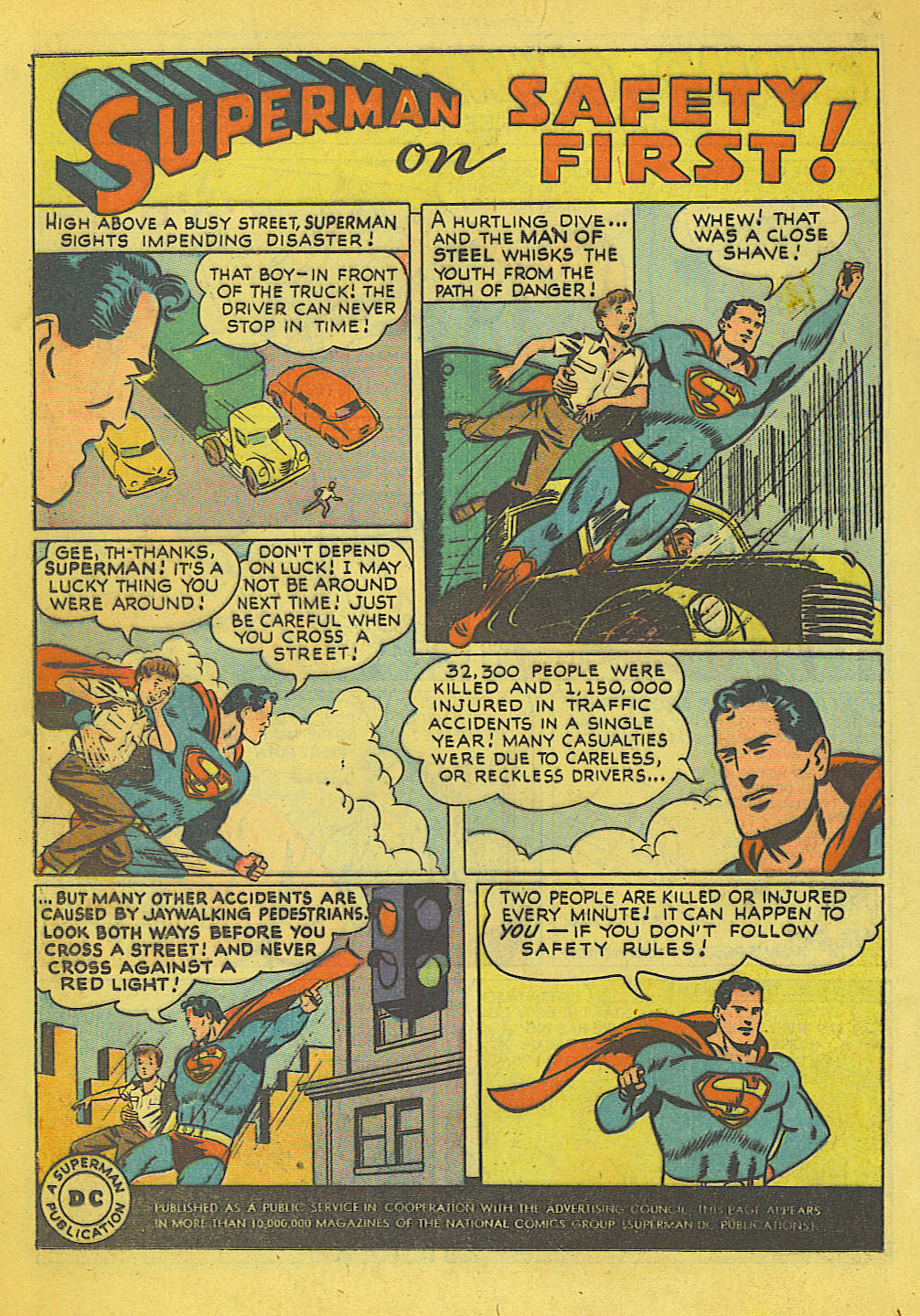Read online Action Comics (1938) comic -  Issue #135 - 23