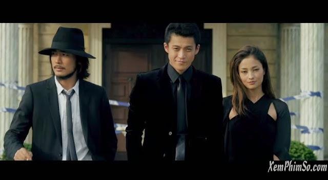 Lupin Đệ Tam xemphimso Lupin III Movie Screengrab