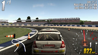 download DTM Race Driver 2 (Europe) Game PSP For Android - www.pollogames.com