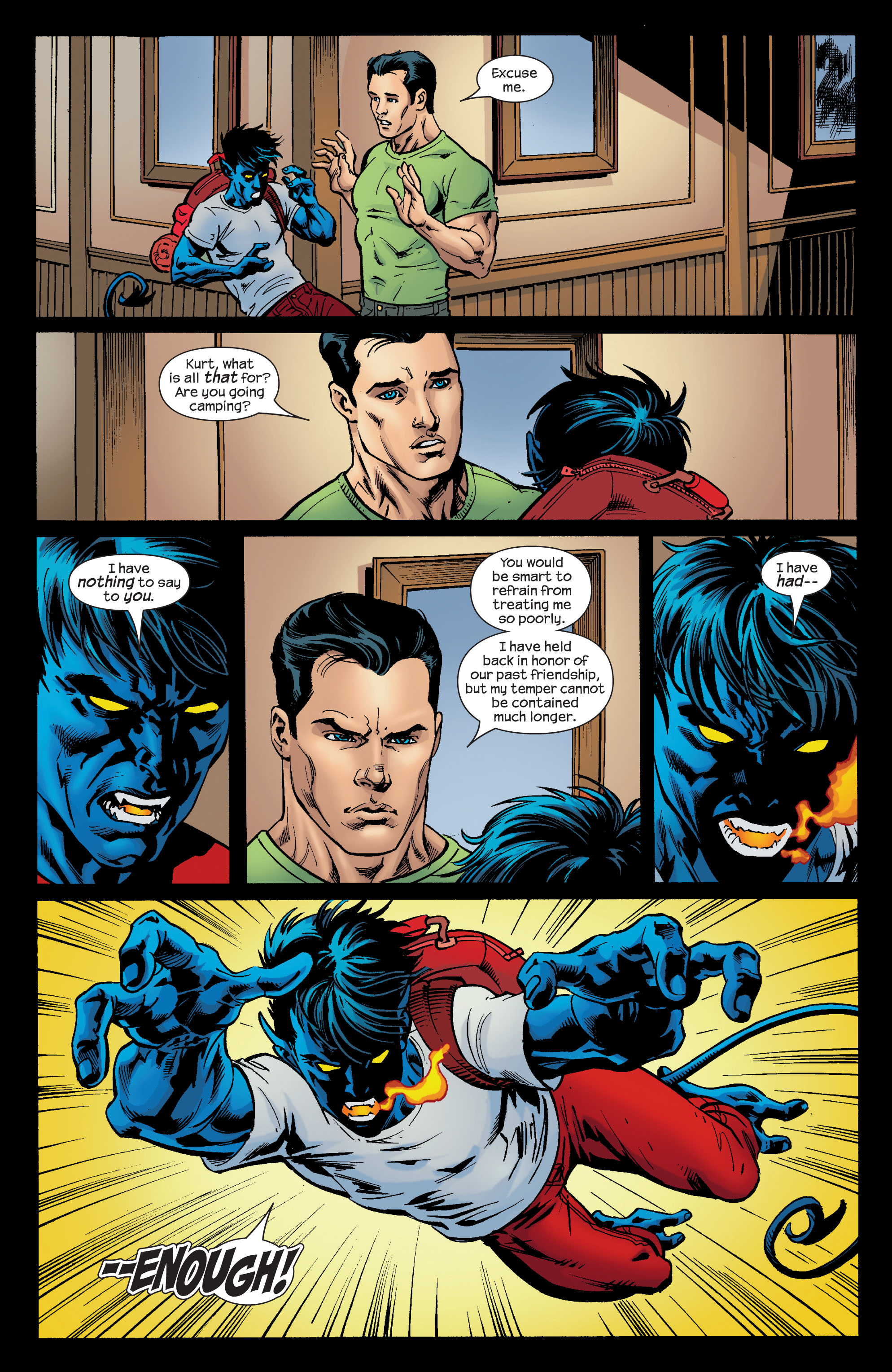 Read online Ultimate X-Men comic -  Issue #74 - 18