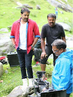 Tarun Latest Movie Idi Naa Love Story Working Stills