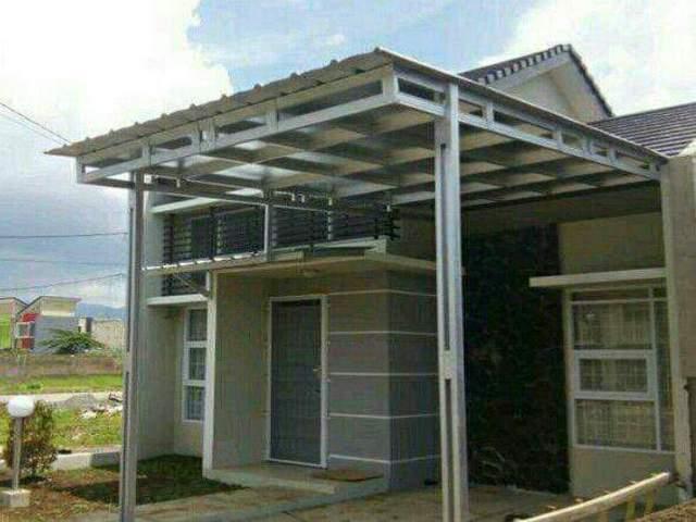 Model Atap Teras Rumah Baja Ringan Info Terkait Rumah