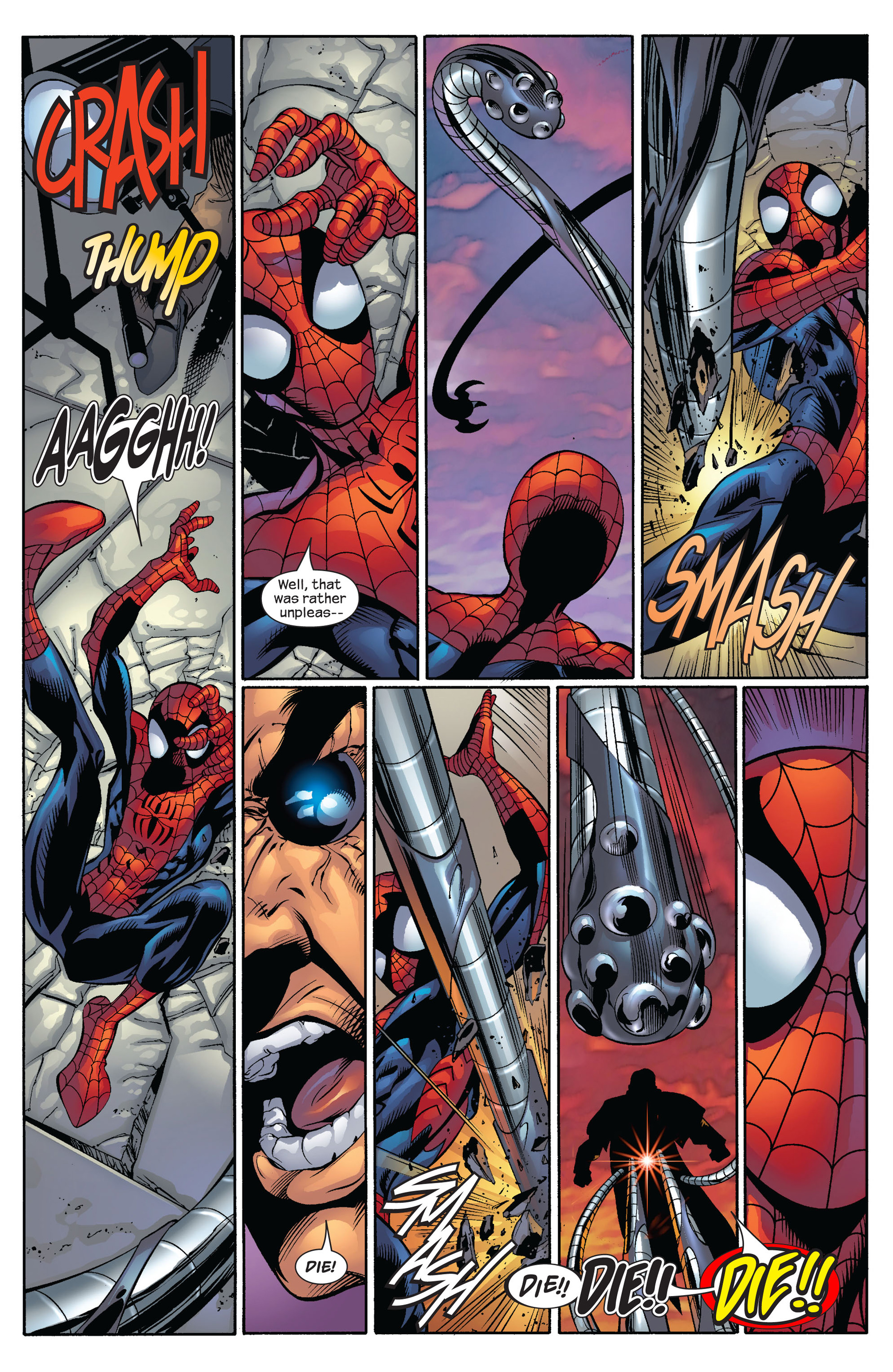 Read online Ultimate Spider-Man (2000) comic -  Issue #56 - 6