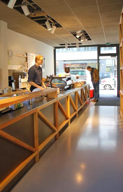 AnneLiWest|Berlin: westberlin coffeebar & mediashop