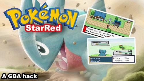 Pokemon Star Red
