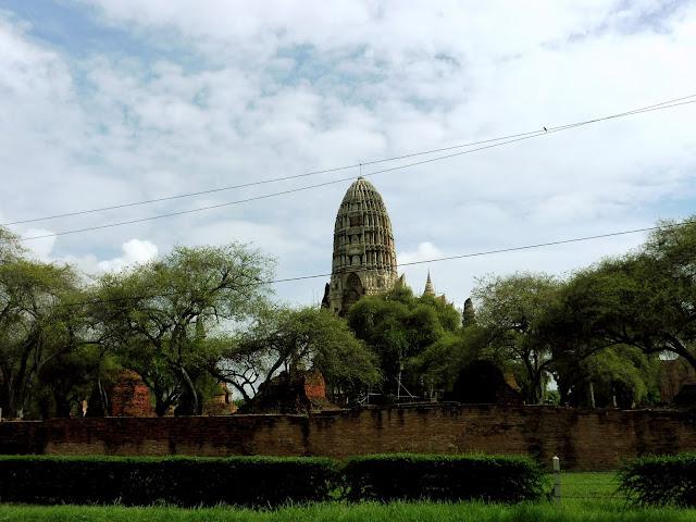 itinerario ayutthaya