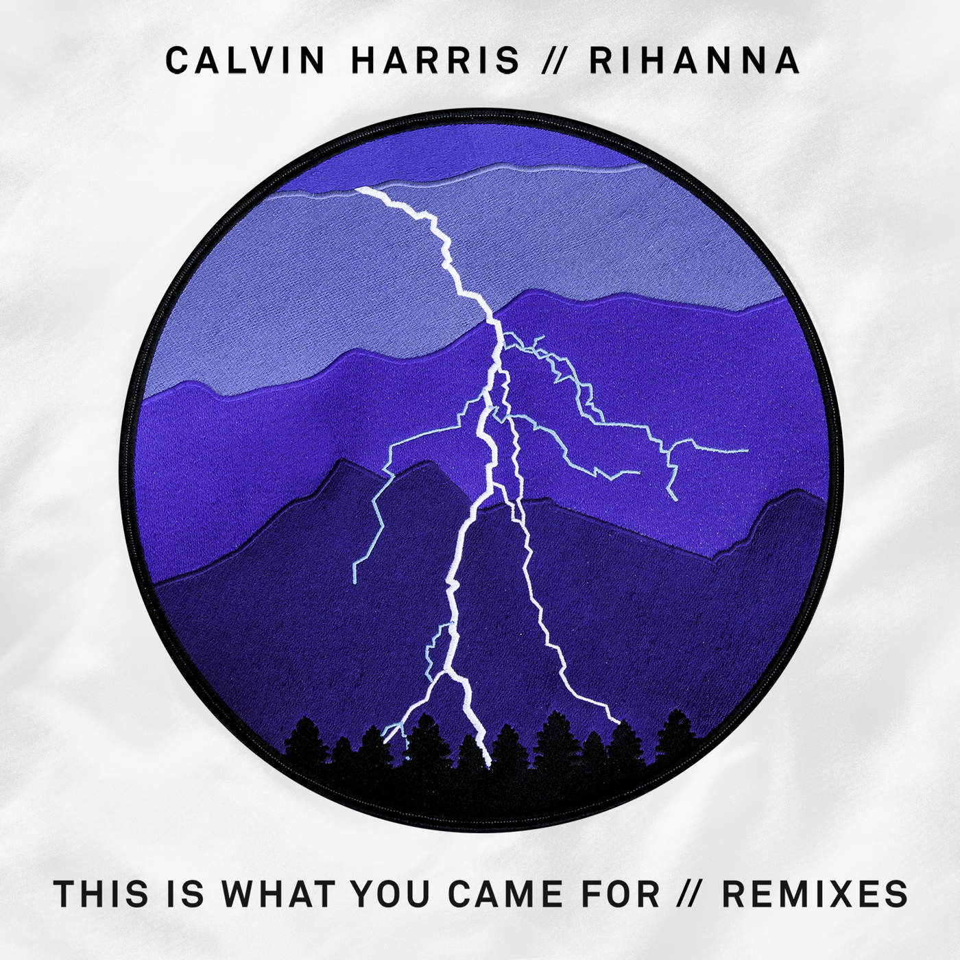 Calvin Harris - This Is What You Came For (feat. Rihanna) [Remixes] - EP Cover