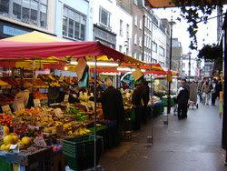 Berwick Street Market London