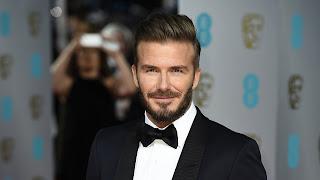 Sexiest celebrities David Beckham