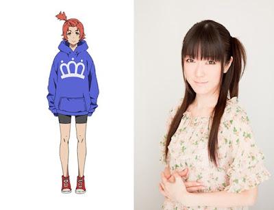 Rie Kugimiya como Sophie