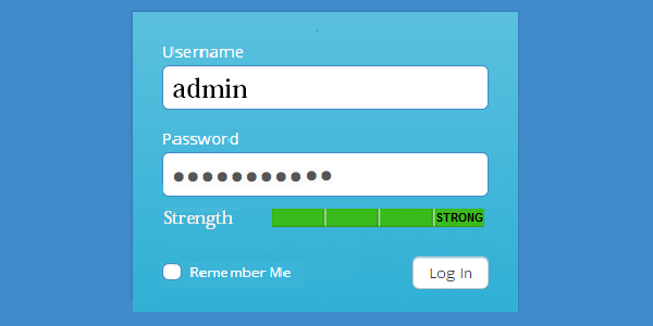 Change joomla admin username for security