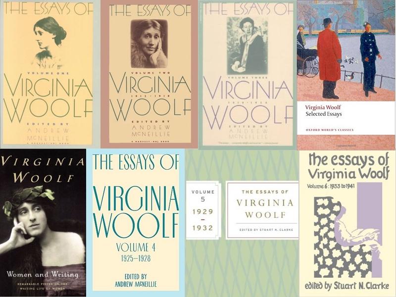 Selecting Woolf\u0027s Essays