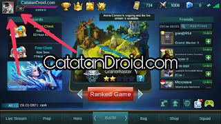 Cara Mengaktifkan Live Streaming Game Mobile Legends Bang Bang