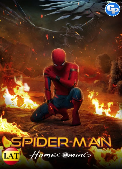 Spider-Man de Regraso a Casa (2017) LATINO