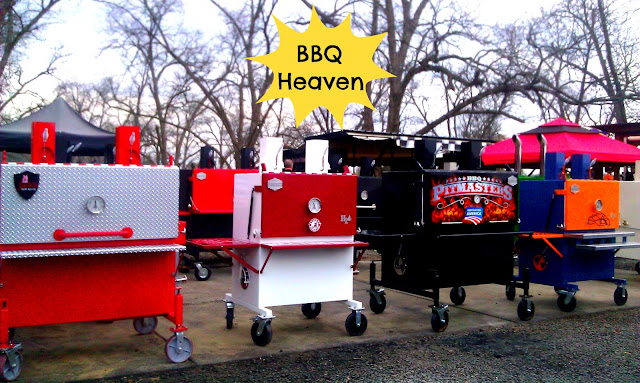 Myron Mixon Smokers Heaven