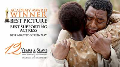 12 Years a Slave 2013 Hindi Dubbed - Tamil - Telugu - Eng 480p BluRay