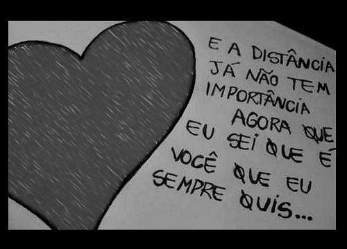 E O Amor Que Eu Sinto Por Você Ninguém No Mundo Poderá: Nada é Por Acaso: Podera Existir Mil Obstáculos, Mas Nada