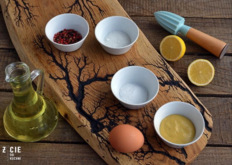 majonez, jak zrobic majonez, najlepszy majonez, majonez jajeczny, prosty przepis na majonez, zeszyt z przepisami, zycie od kuchni