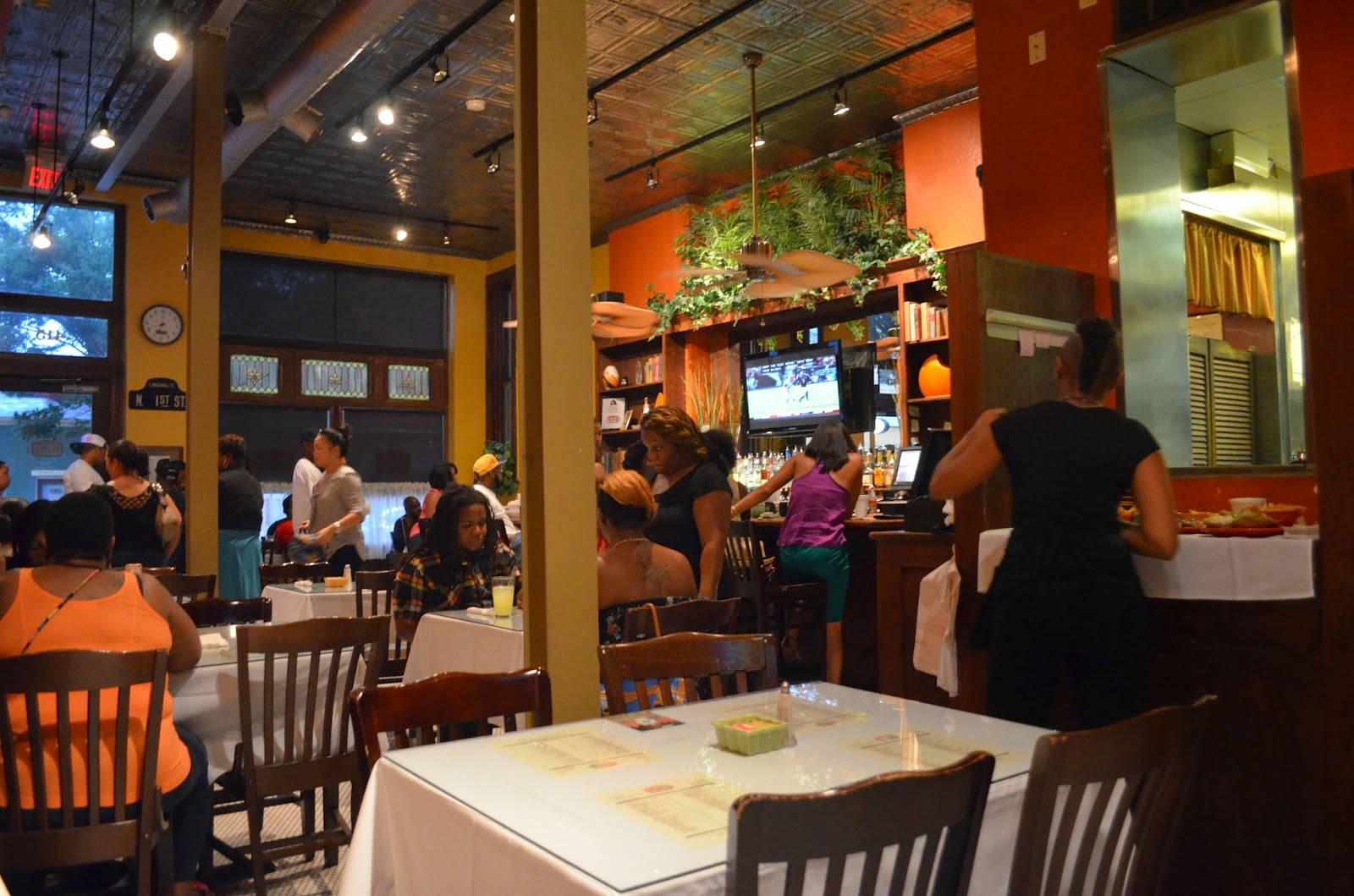 Southern Kitchen Restaurant Richmond Va